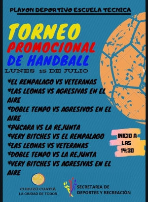 Torneo Promocional de Handball