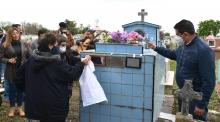 Homenaje a Gorgonio Benítez a 110° años de su natalicio