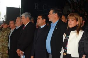 El Municipio presente en el acto inaugural de la 96° Exposición Feria de la Rural de Curuzú Cuatiá