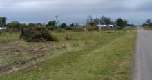 Municipio y Provincia juntos: Irigoyen gestionó con Vialidad Provincial tareas de limpieza de la vera de la ruta 126