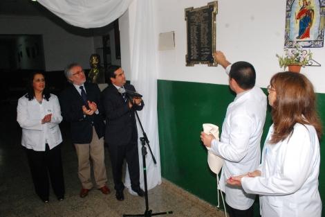 En los cien años de la Escuela Sarmiento, Irigoyen pidió renovar el compromiso social de todos por el futuro de Curuzú
