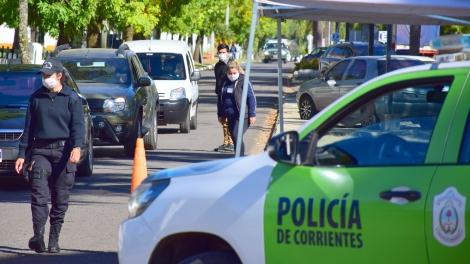 Gacetilla Policial 29/04/2020