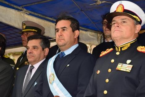 Curuzú celebró el Día de la Independencia