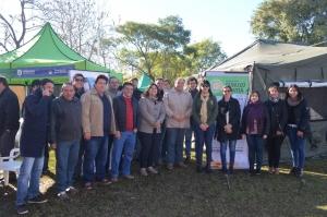 Megaoperativo Municipal en los barrios de INVICO