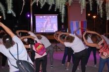 Alegría, ritmo y mucha energía positiva en el Día Internacional de la Mujer