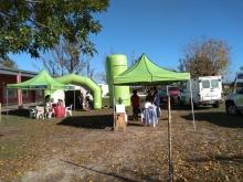 Gran operativo conjunto entre Municipio y Provincia en Parada Acuña
