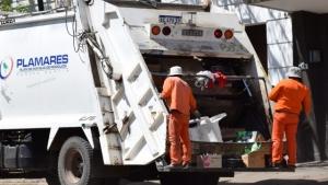 El martes 25 no habrá servicio de recolección de residuos