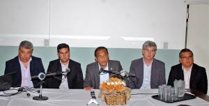 El Gobierno Provincial garantiza y asegura el apoyo para el desarrollo del Centro Oncológico