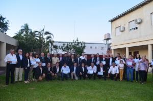 Curuzú Cuatiá: Emotivo reconocimiento a soldados y personal militar veteranos de Guerra de Malvinas