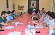 Jóvenes empresarios de Curuzú se interiorizaron en la futura Asociación de Jóvenes Empresarios de Corrientes
