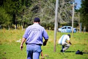 El Municipio asistiendo a los curuzucuateños