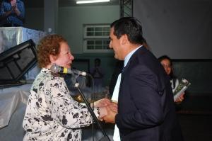 La escuela Alberdi celebró sus primeros 100 años de vida