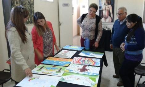 Cultura y MOA entregarán certificados del Encuentro de dibujo infantil