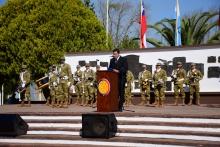 Curuzú conmemoró el 170° aniversario del fallecimiento de San Martín