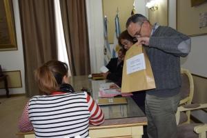 Licitación Pública 01/2019: Se presentaron dos oferentes
