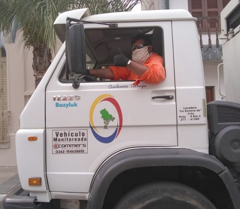 El 1° de mayo no habrá servicio de recolección de residuos