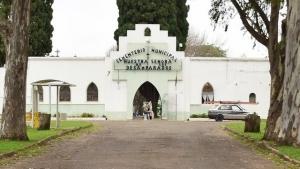 Protocolo de ingreso al cementerio este 2 de noviembre
