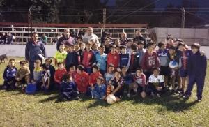 Ojeda destaca el trabajo social que realizan dirigentes deportivos