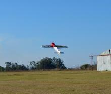 Con apoyo del Municipio se realizaron las Jornadas de intercambio de aeromodelismo en el Aeroclub Curuzú Cuatiá