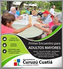 Primer Encuentro para Adultos Mayores
