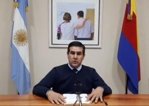 Irigoyen anunció nuevas medidas de flexibilización del aislamiento social y preventivo