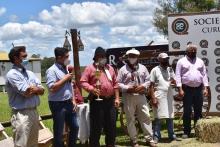 Sin público y con cuidados preventivos se llevó a cabo el III° Encuentro de la Tradición y IX° Fiesta del Cordero Curuzucuateño