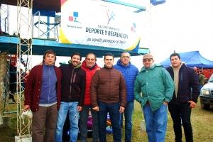 Fuerza Libre y TZ 850 en Curuzú Cuatiá