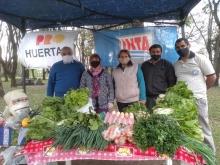 ENTREGA DE SEMILLAS A LOS PRODUCTORES DEL MERCADO PRÁCTICO