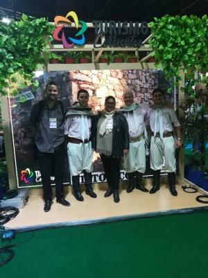 Cultura de Curuzú Cuatiá presente en la FIT 2018
