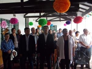 El Municipio presente en el acto por los Cien Años de la Escuela Rural 576 del Arroyo Marote