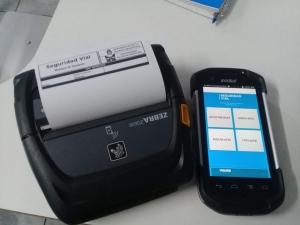 Tránsito se moderniza: Digitalización de multas