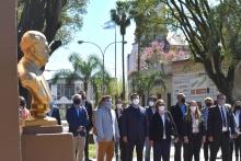 Irigoyen felicitó a los maestros en su día por su vocación y por no haber bajado los brazos en pandemia