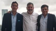 Morandini y Montero gestionan en Buenos Aires capacitaciones para Municipales