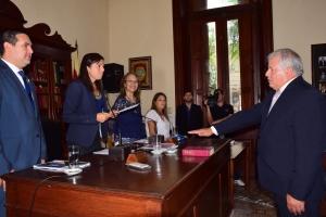 Acto de apertura de sesiones ordinarias del Honorable Concejo Deliberante