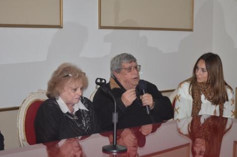El Municipio recibió a los padres de Wanda Taddei