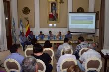 El Intendente Irigoyen presentó el Balance del año 2019
