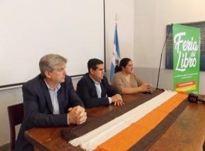 Se presentó en Corrientes la séptima Feria del Libro de Curuzú Cuatiá