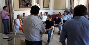 Mensaje de la Municipalidad a los comerciantes curuzucuateños