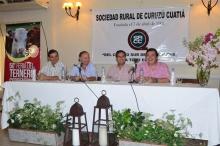 """Irigoyen en el lanzamiento de la 50° Feria del Ternero Correntino: """"Desde la Municipalidad vamos a apoyar este evento que es importante para todos los curuzucuateños"""""""