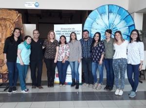 Prevención del Suicidio: Referentes del Programa por la Vida de Salud Provincial visitaron Curuzú Cuatiá