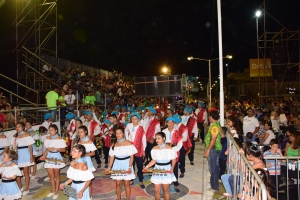 El carnaval de la alegría trasciende las fronteras