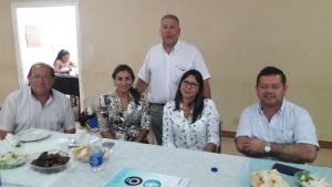 Funcionarios Municipales participaron del Congreso de la Coordinadora Provincial de Ex Combatientes