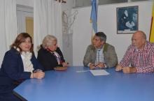 Entrega de subsidio a la Escuela N° 32 Belgrano