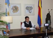 El intendente Irigoyen dio a conocer las nuevas medidas de aislamiento preventivo y social