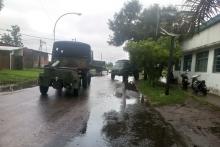 Solo quedan siete personas evacuadas en Curuzú