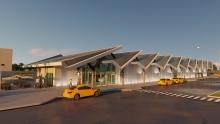 Avanza la nueva terminal de ómnibus: Obra gestionada por el intendente Irigoyen