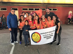 El Handball late en Curuzú Cuatiá