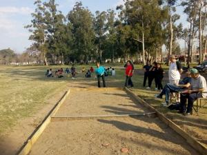 Juegos Correntinos: Destacan la práctica de deportes de los adultos mayores