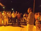El Municipio recordó a Néstor Kischner inaugurando obras