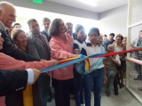 Inauguración de la Escuela Nicolás Papaleo
